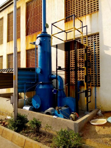 fume-extraction-system